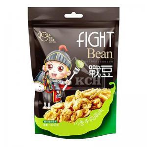 戰豆川香牛肉風味蠶豆片